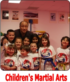 Children's Martial Arts Program at Choe's TKD Milford, MA