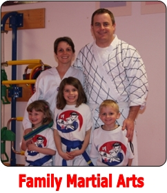 Family Martial Arts Program at Choe's TKD Milford, MA