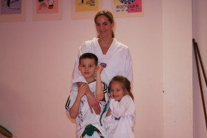 Family & Children Martial Arts at Choe's Quality Martial Arts TAEKWONDO Milford, MA