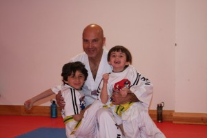 Child and Family Martial Arts at Choe's Quality Martial Arts Milford, MA